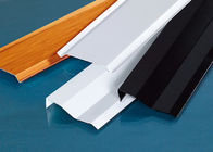 100mm Height Metal Ceiling Channel Shops Aluminium Ceiling